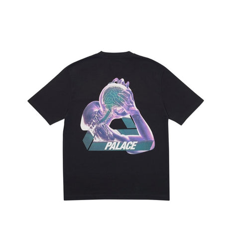 Palace Tri-Gaine Tee (Black)