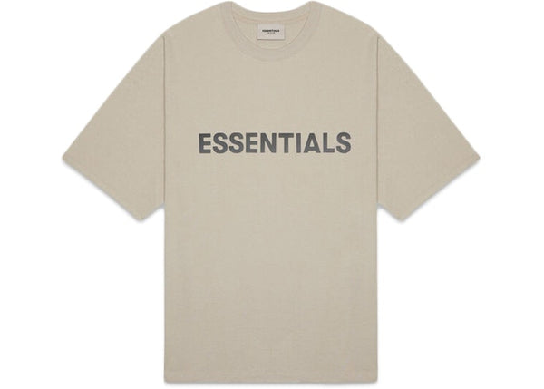 Fear of God Essentials 3D Applique S/S Tee (Olive/Khaki)