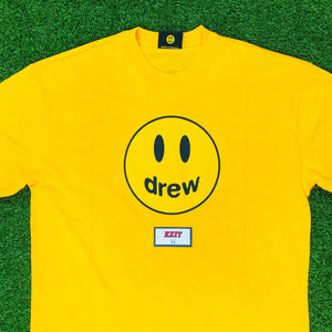 Drew House Mascot Tee (Yellow)