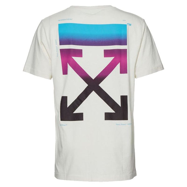Off-White Gradient Tee (White)