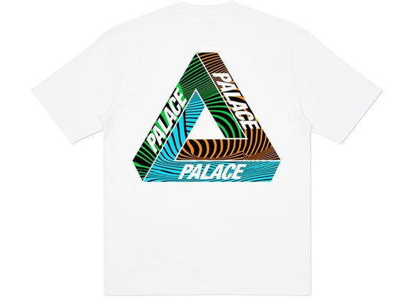 Palace Tri-Tex Tee (White)