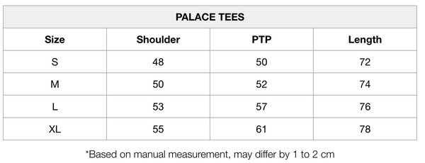 Palace Parrot Tee (White)