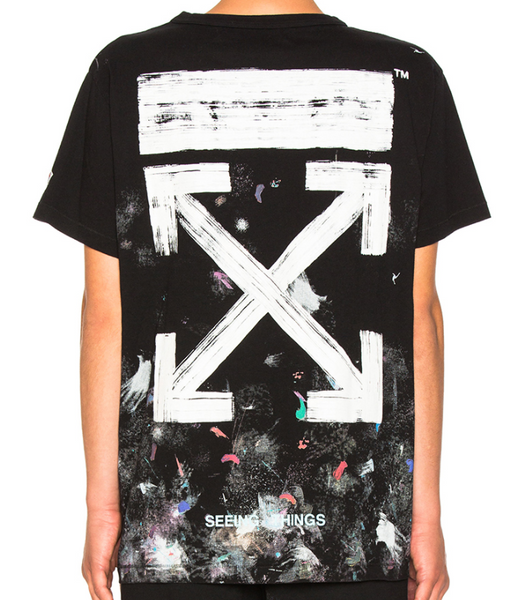 Off-White Galaxy Brushed Tee
