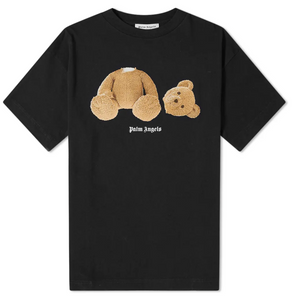 Palm Angels Kill The Bear Tee (Brown) (Black) (Slim Fit)