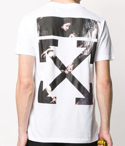 Off-White Caravaggio Arrow Tee (White)