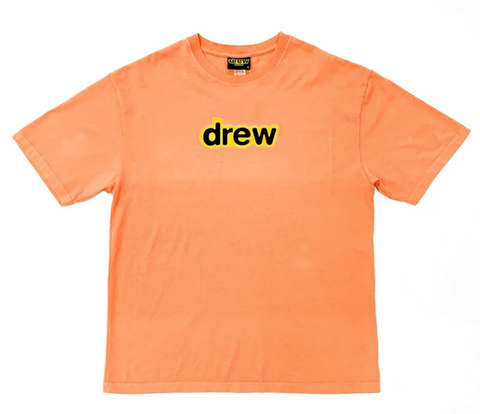 Drew House Secret Logo Tee (Peach)