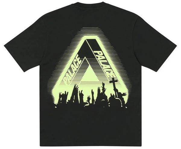Palace Tri-Cult Tee (Glow in the Dark)