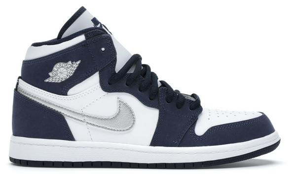 Air Jordan 1 High COJP Midnight Navy (GS)