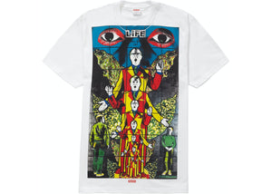 Supreme Gilbert & George Life Tee (White)