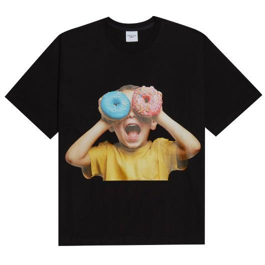 ADLV Donut Boy 3 Tee (Black)