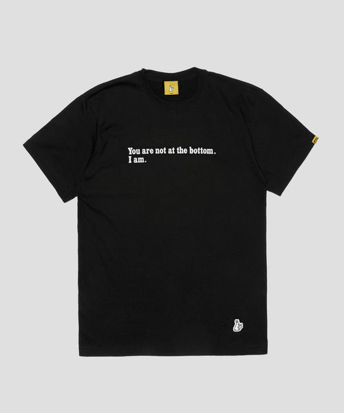 FR2 x Toru Muranishi Message Tee (Black)