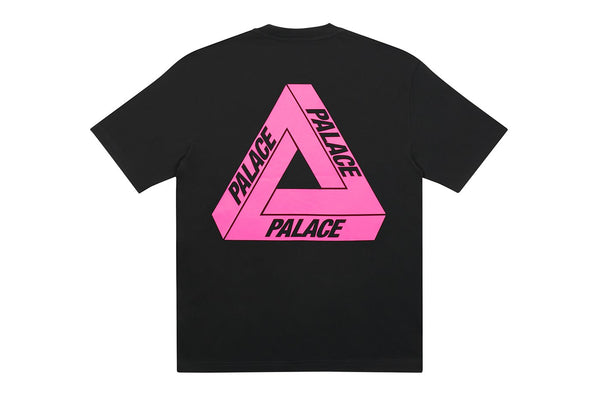 Palace Tri-to-Help Tee (Bright Pink)