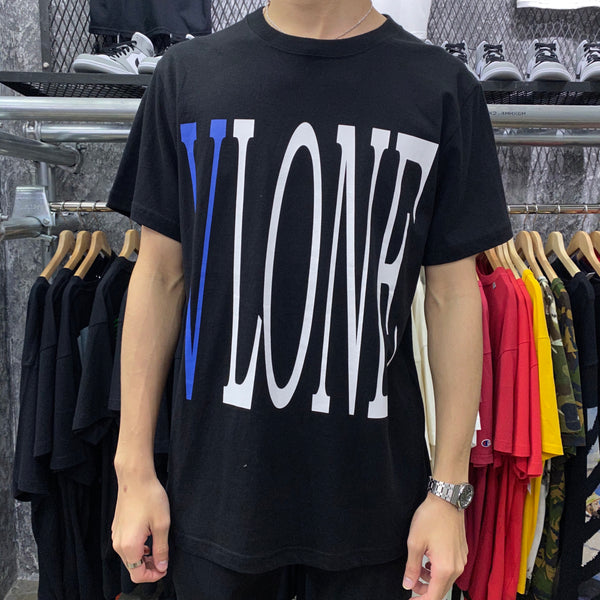 VLONE Staple Blue V Tee