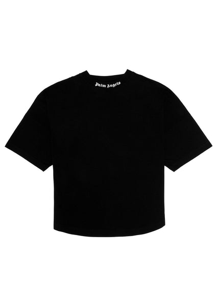Palm Angels Logo Over Tee (Black)