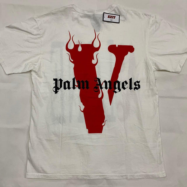 VLONE x Palm Angels Tee (White)