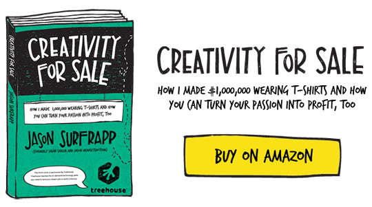 Buy Creativity For Sale on Amazon.com