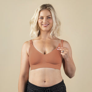 Body Silk Seamless Nursing Bra - Nursing & Maternity Clothes