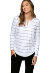 Set The Tone Henley - Nursing & Maternity Clothes