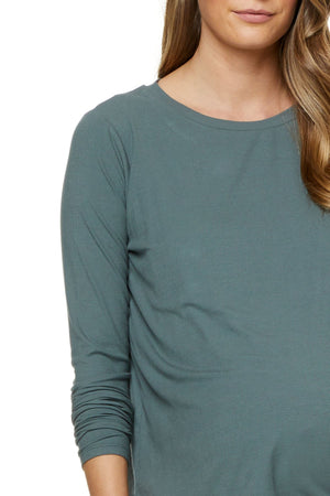 Best Is Yet Rib Top - Nursing & Maternity Clothes