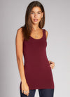 Bamboo Seamless Layering Tank - Nursing & Maternity Clothes