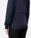 Joey High Neck Sweatshirt - Nursing & Maternity Clothes