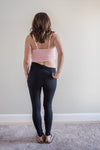 Supplex Active Leggings - Nursing & Maternity Clothes