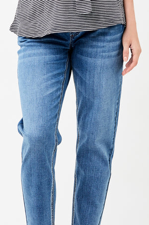 Jamie Raw Edge Jean