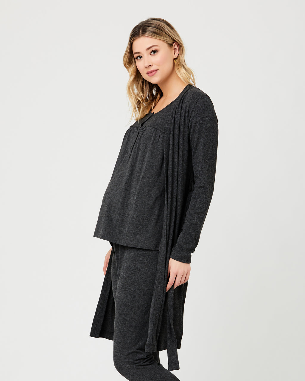 Jersey Robe - Nursing & Maternity Clothes