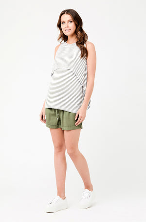 Swing Back Tank - Nursing & Maternity Clothes