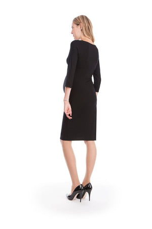Maternity Shift Dress - Nursing & Maternity Clothes