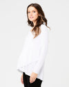 Raw Edge Nursing Tee - Nursing & Maternity Clothes