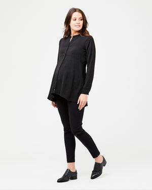 Peplum Blouse - Nursing & Maternity Clothes
