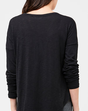 LS Bowie Tee - Nursing & Maternity Clothes