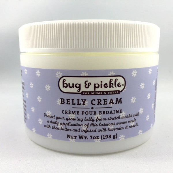 Bug & Pickle Belly Cream - Nursing & Maternity Clothes