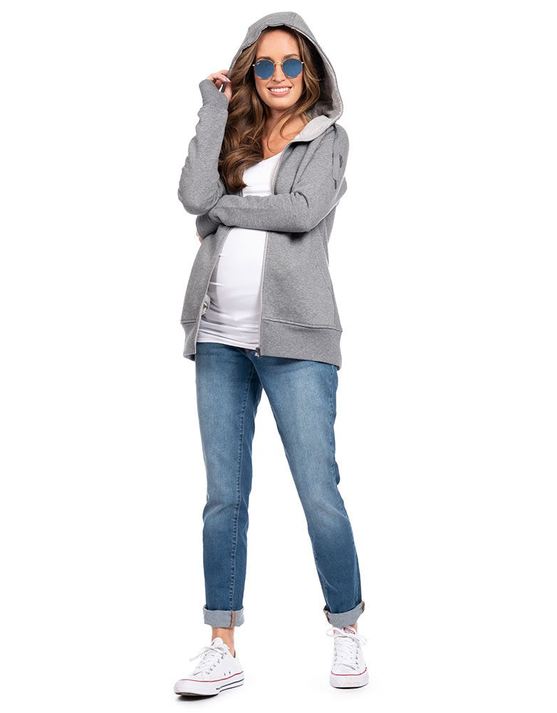 3 in 1 Active Hoodie - Yo Mama Maternity
