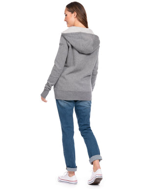 3 in 1 Active Hoodie - Nursing & Maternity Clothes
