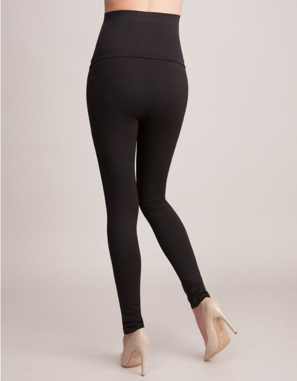 Over The Bump Treggings - Nursing & Maternity Clothes