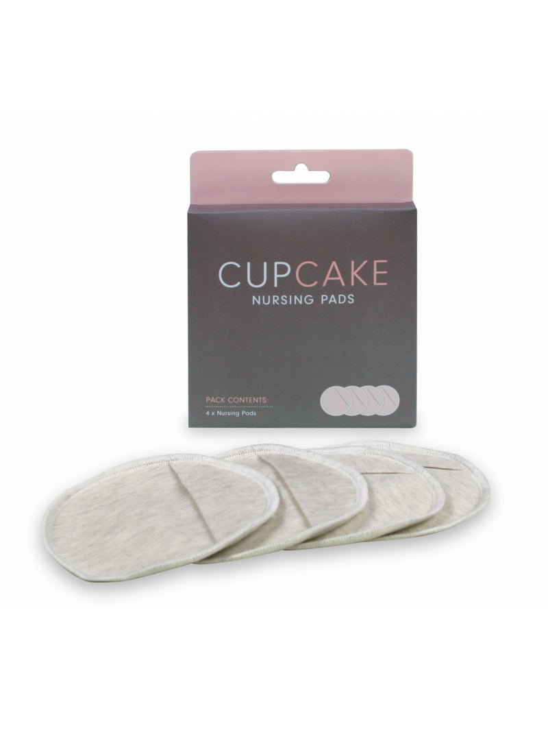 Cupcake Re-Usable Nursing Pads - Yo Mama Maternity
