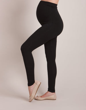 Bamboo Active Over Bump Leggings - Nursing & Maternity Clothes