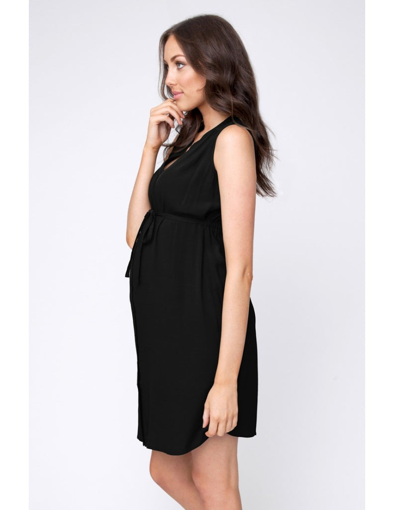 April Tunic Dress - Nursing & Maternity Clothes