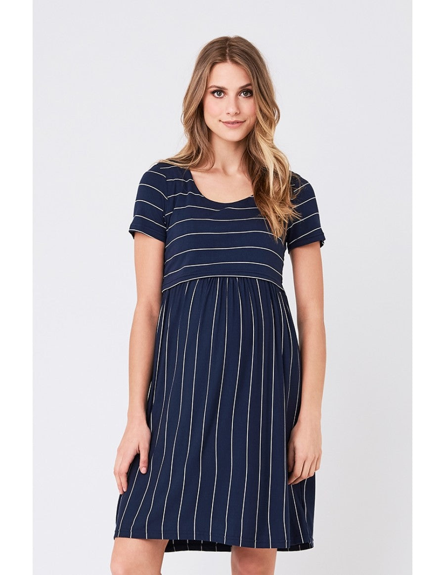 Crop Top Dress - Nursing & Maternity Clothes