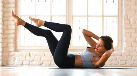 crunch-bycicle-tapis-yoga