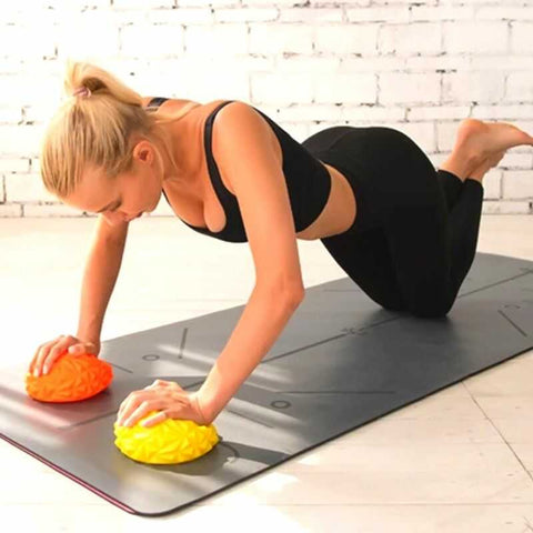 exercice-proprioception-fitness-demi-ball-pompe-push-up