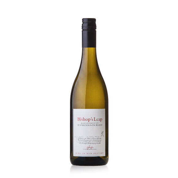 Bishop's Leap Sauvignon Blanc Marlborough 0,75l 2017