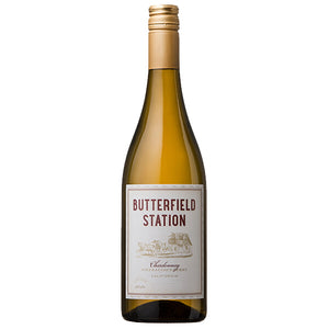 Butterfield Station Chardonnay 0,75l 2018