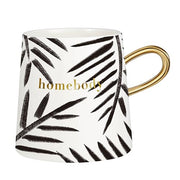 Tapered Mug Collection-Mug-Slant-Homebody-Blessed Home & Body