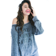 Love Never Gives Up Sweatshirt-Sweatshirt-Beacon Threads-S-Grey-Blessed Home & Body