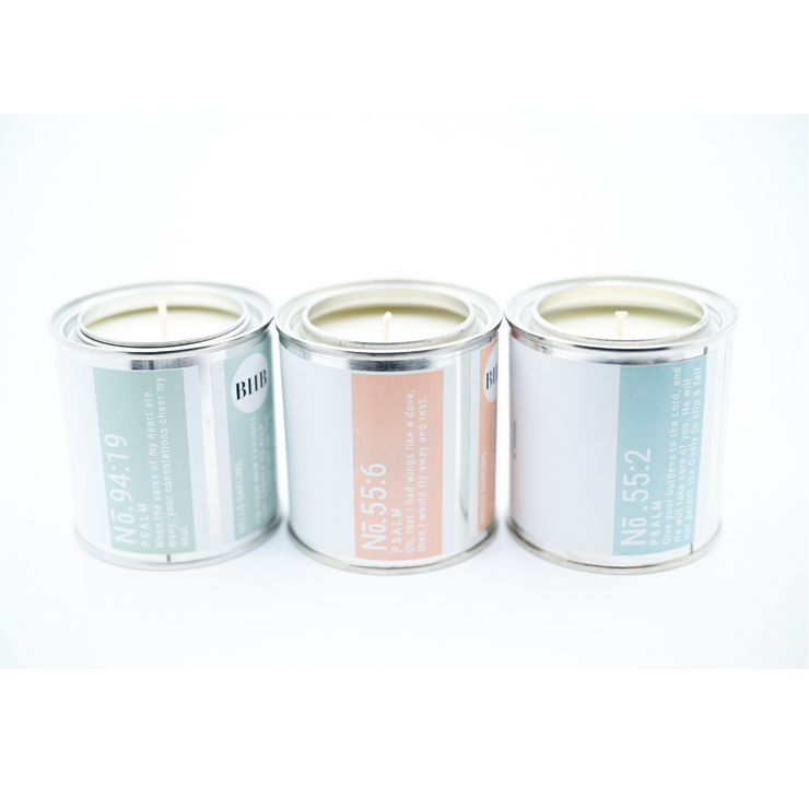 Glow Up Candle Collection-Candle-Blessed Home & Body-It's a New Day-Blessed Home & Body