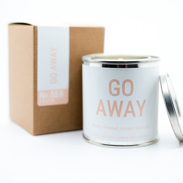Glow Up Candle Collection-Candle-Blessed Home & Body-Go Away-Blessed Home & Body