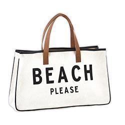 Perfect Weekend Getaway Bag-Tote Bag-Blessed Home & Body-Beach Please-Blessed Home & Body